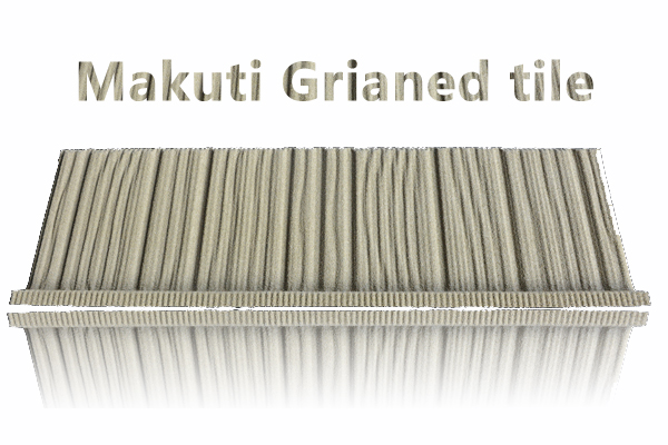 <b>Makuti Grianed stone coated metal roo</b>
